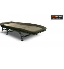 Раскладушка карповая Fox Flatliner FX Bedchair