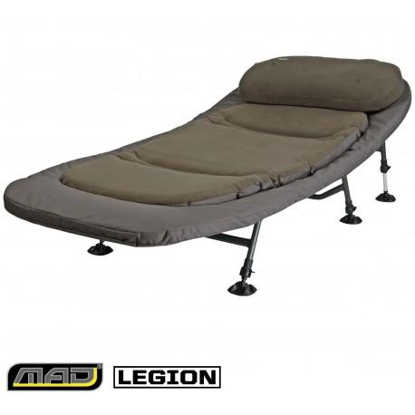 Раскладушка карповая  MAD LEGION BEDCHAIR 6 - LEG