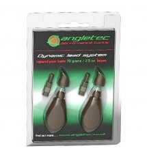 Angletec Dynamic Lead System Packs - Brown