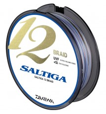 Плетеный Шнур Daiwa SALTIGA 12 Braid 0.16mm 300m Multicolor