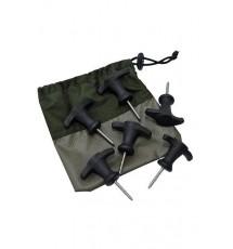 Колышки Для Палатки Rod Hutchinson Platform Deck Pegs 20 Pack