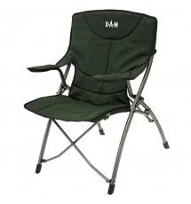 Кресло Карповое DAM FOLDABLE CHAIR DLX