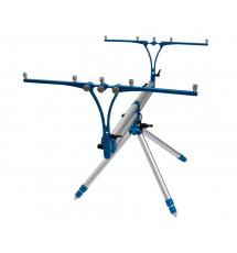 Род-под Nick 95 Revolution Nero & Blue Meccanica Vadese 4 Rod
