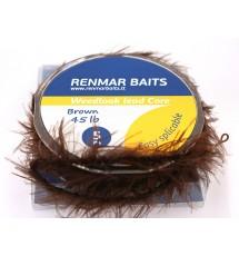 Renmar Baits Leader Weed Look Lead Core 45lb x 5 m