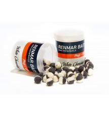 Renmar Baits pop - ups White Chocolate 10 mm ( бело - черный )
