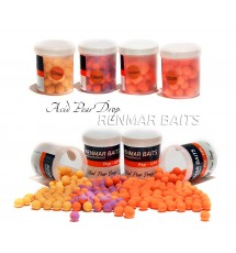Renmar Baits pop - ups Acid Pear Drop 10 mm ( пурпурно - оранжевый  )