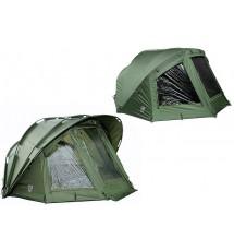 Палатка с накидкой Ehmanns PRO-ZONE SX 2 Man XLarge Bundle