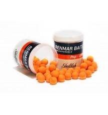 Renmar Baits pop - ups Shellfish 10 mm ( оранжевый )
