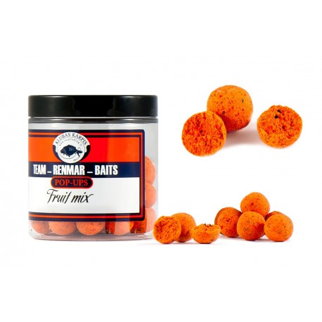 Бойлы Renmar Baits Pop-Ups Fruit Mix 16 mm