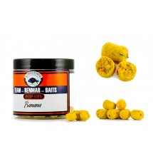 Бойлы Renmar Baits Pop-Ups HV Banana 12x16 mm
