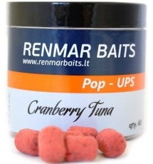 Бойлы Renmar Baits Pop-Ups HV Cranberry Tuna 12 x 16 mm