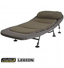 Раскладушка карповая DAM MAD LEGION BEDCHAIR 6 - LEG