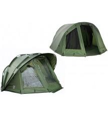 Палатка с удлиненной накидкой Ehmanns HOT SPOT SX 2 Man Extended Bundle