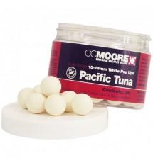 CC Moore Pacific Tuna White Pop Ups 13-14mm