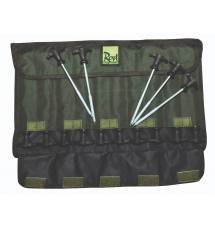 "Колышки Для Палатки Rod Hutchinson 8"" Bivvy Pegs 20 Pack"