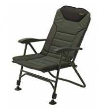 Кресло Карповое DAM MAD SIESTA RELAX CHAIR ALLOY
