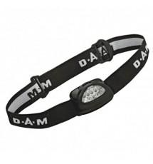 Фонарик Для Рыбалки (Налобный) DAM 5 LED HEADLAMP MULTI COLOUR