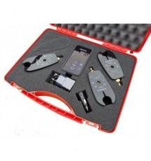 Набор Электронных Сигнализаторов Поклевки VIMARCO FNX SET 3+1
