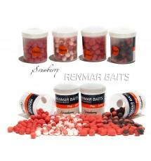 Renmar Baits pop - ups Strawberry 10 mm ( красный  )