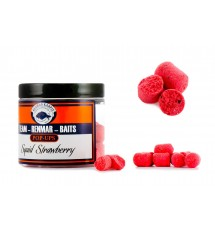 Бойлы Renmar Baits Pop-Ups HV Squid Strawberry 12x16 mm